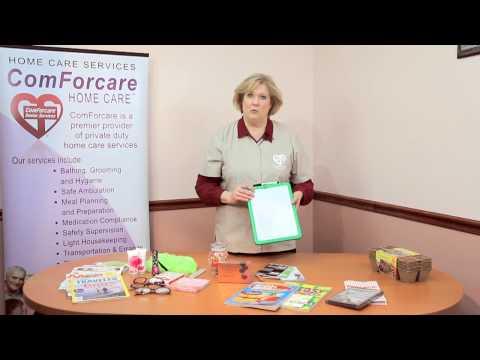 Goodie Bag Ideas for Nursing Home Seniors : Senior Care