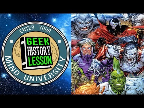 Top 5 Independent Comics with Stephen Schleicher - Geek History Lesson
