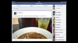 How to Set Up Facebook Apps for iPad