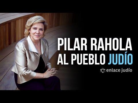 El mensaje de Pilar Rahola al Pueblo Judío