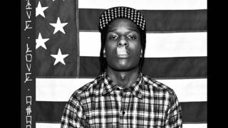 Leaf (Ft.Main Attrakionz) (Prod. By Clams Casino) - ASAP Rocky