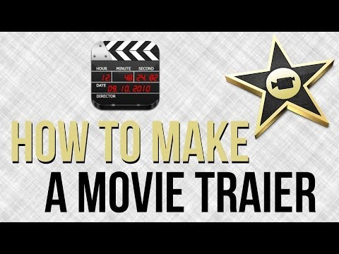 How To Make An Awesome Movie Trailer in iMovie – iMovie Tutorial