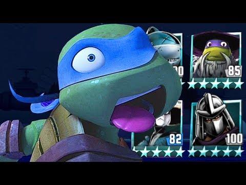 Ninja Turtles Legends PVP HD Episode - 459 #TMNT