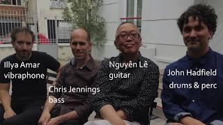 6h55 - Nguyên Lê Streams quartet