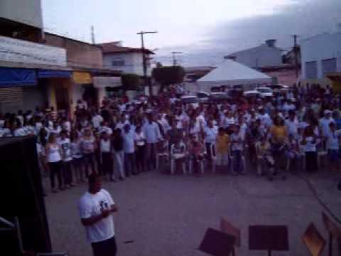 MACHA PARA JESUS EM ITAMBÉ E PEDRAS DE FOGO PARTE 2