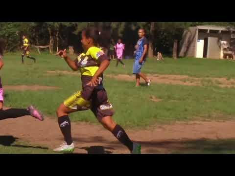 Futebol feminino Ginga Real Osasco em 18/03/2018 em Barueri