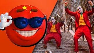 Hong Kong vs Joker Ends Fortnite  [MEME REVIEW] • •#68