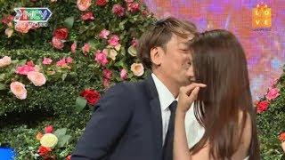 Danh hài Nhật Bản đắm đuối trước nàng hoa khôi BĐS sexy quyết DÂNG HẾT TIỀN CHO VỢ