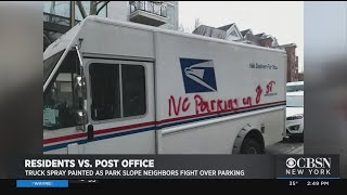 Brooklyn Residents, Post Office At Odds Over Street Parking