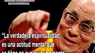 S.S. Dalai Lama nos enseña a meditar en la compasión.