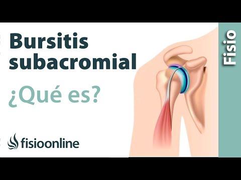 Dolor en las causas articulación del hombro