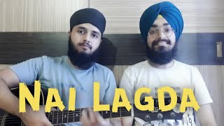 Nai Lagda - Vishal Mishra, Asees Kaur   Notebook   Cover (LIVE)   Musical Singhs