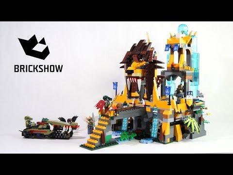 Vidéo LEGO Chima 70010 : Le temps de la tribu Lion