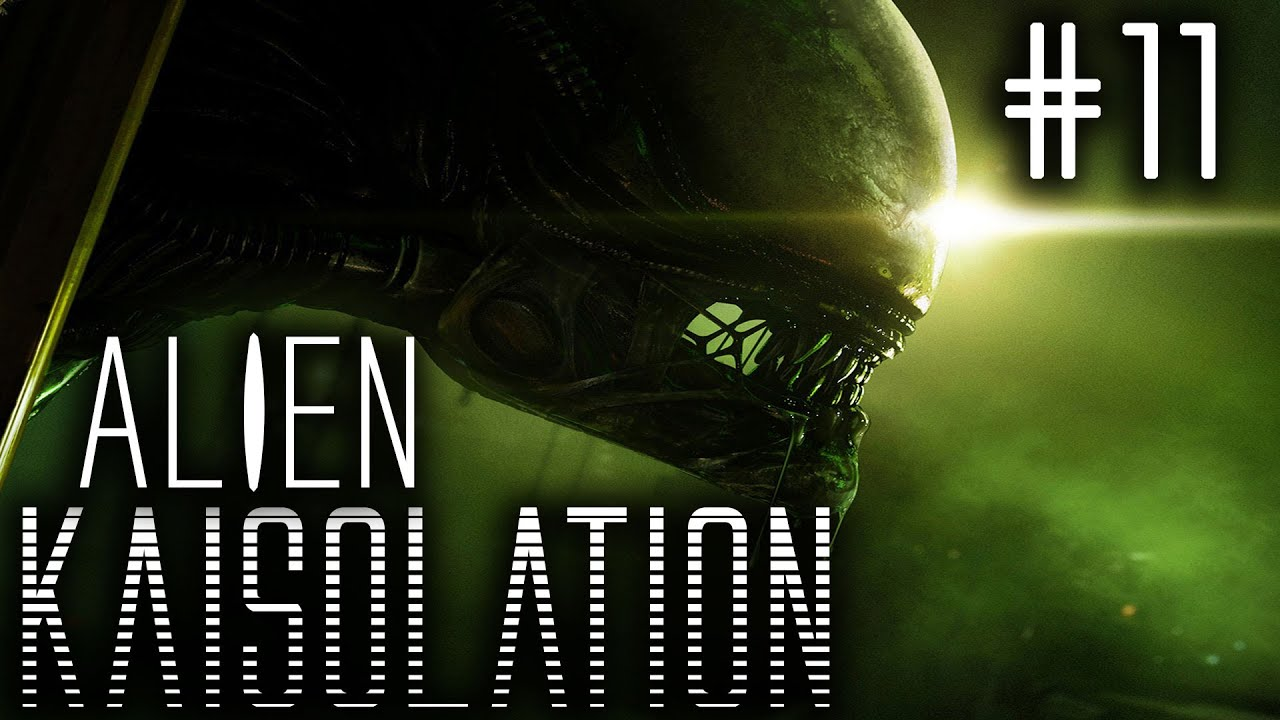 Alien: Kaisolation – Part 11: Es wird heiß!