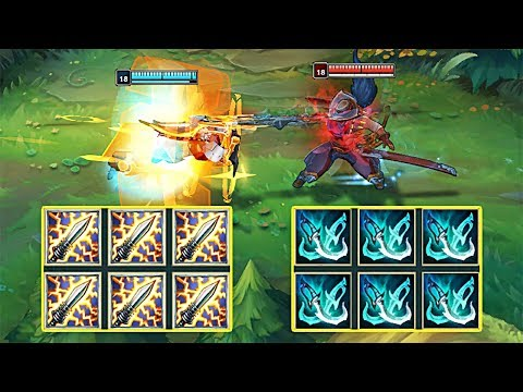 6x STATIKK MASTER YI vs PHANTOM DANCER YASUO & Best Moments!