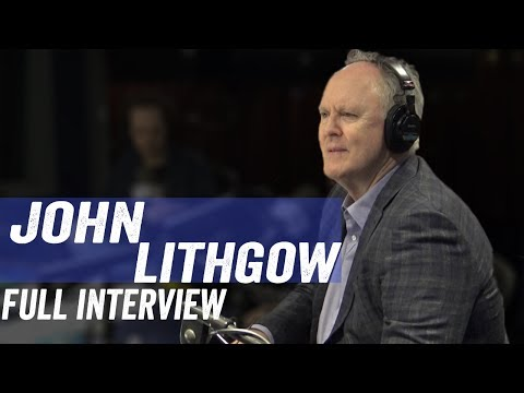 John Lithgow - 'The Crown' on Netflix, Meeting Celebrities, Broadway and more