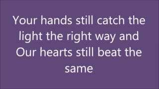La Dispute - Nobody, Not Even The Rain (lyrics)