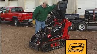 TORO TX Mini Digger Operator Instructional