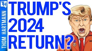 GOP Already Working To Steal 2024 Election