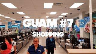 (Vlog)2018 늦은 여름 휴가 - 괌#7(뻔하지 않은 괌 쇼핑기 - ROSS엔 계산대가 무려 28개!!)