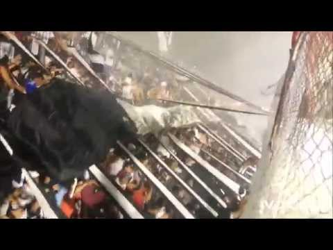 """Central Cordoba vs HIJO PUTO   ES LA HINCHADA NUMEROSA ES LA HINCHADA DE CENTRAL CARGADAS"" Barra: La Barra del Oeste • Club: Central Córdoba • País: Argentina"