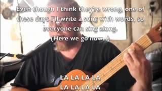 Boss Loop Contest 2012 Jon Ham Sing Along Song