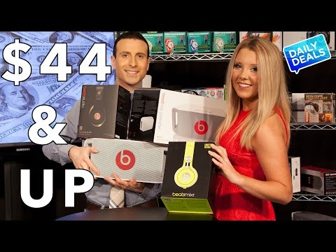 $44 Beats By Dre, Beats By Dre Wireless Black Friday ► The Deal Guy