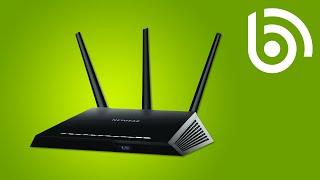 NETGEAR R7000 WiFi AC Router Installation