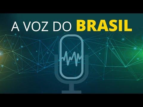A Voz do Brasil - 08/01/2021