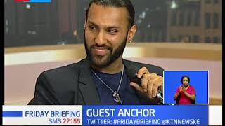 Guest Anchor: We host Georgia Lenny and Aman Birgi
