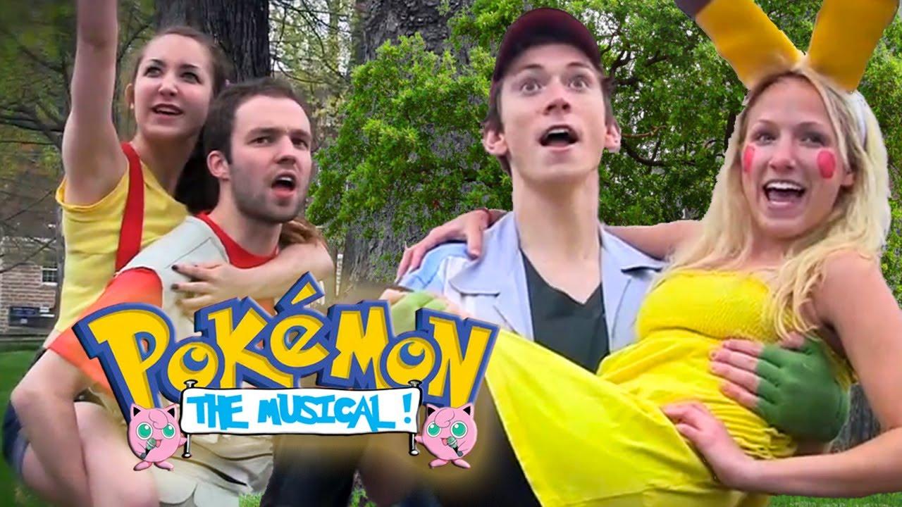 This Pokémon Musical Has Singing And Dick Jokes