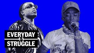 Everyday Struggle - Migos Dropping Too Much? Uzi vs DJ Drama, TDE Tour, Ghostwriting