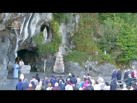 Messe du 29 septembre 2020 à Lourdes