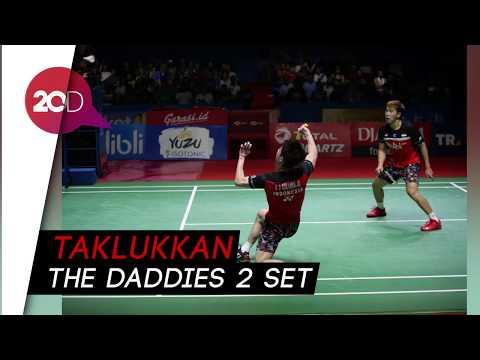 The Minions Taklukkan Hendra/Ahsan di Final Indonesia Open