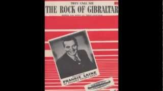 Frankie LaineRock Of Gibraltar78 rpm Rock Of Gibraltar Music