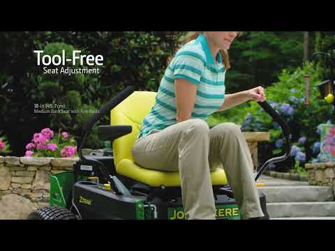 2019 John Deere Z345M Residential ZTrak Mower with 42 in. Deck in Sparks, Nevada - Video 1