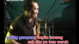 Gambar cover kebelet karaoke tampa vocal