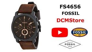 FS4656 Fossil Machine Chronograph Brown