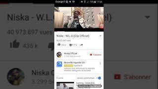 Niska W.L.G (clip OFFICIEL