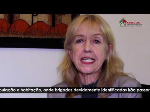 Mensagem da Antiga Representante do UNFPA Moçambique sobre o Censo de 2017