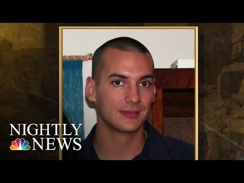 American Journalist Austin Tice Remains Held Captive In Syria | NBC Nightly News