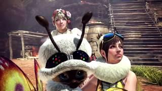 [Monster Hunter World]  -  Festival du Printemps -  PS4, Xbox One