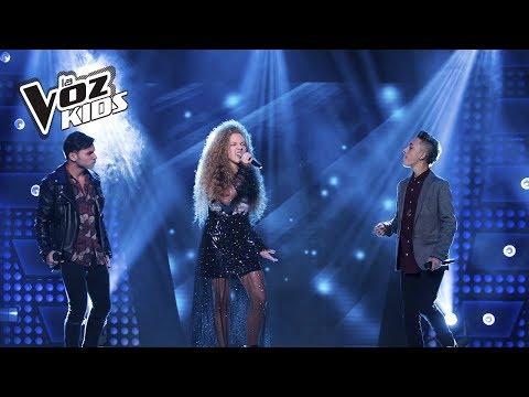 Luisito, Ivanna y Sebastián cantan Devuélveme el Corazón | La Voz Kids Colombia 2018