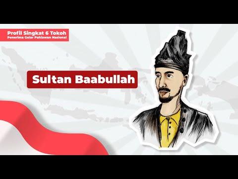 Profil Penerima Gelar Pahlawan Nasional: Sultan Baabullah