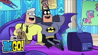 Batman and the Titans | Teen Titans GO! | Cartoon Network