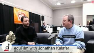 Talking eduFilm with Director Jonathan Kalafer