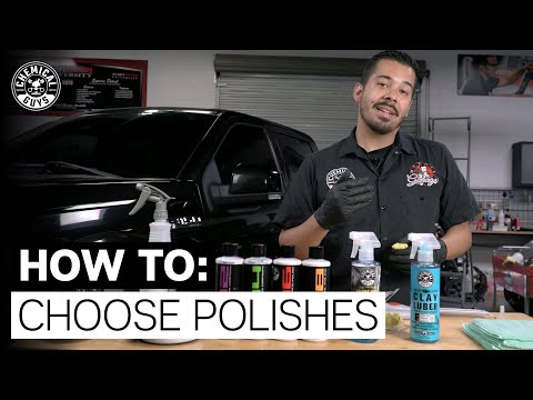 How To Inspect Your Paint & Choose The Right Polish! - Chemical Guys