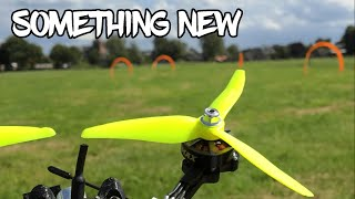 Testing Something New - Outdoor FPV Race Training - PUH