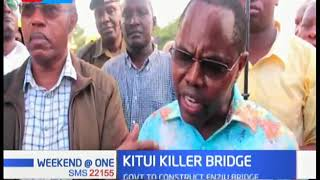 Government to construct killer bridge connecting Nuu to Nguni in Kitui county