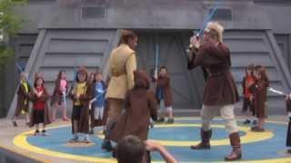 Jedi Training Academy - Disney Hollywood Studios